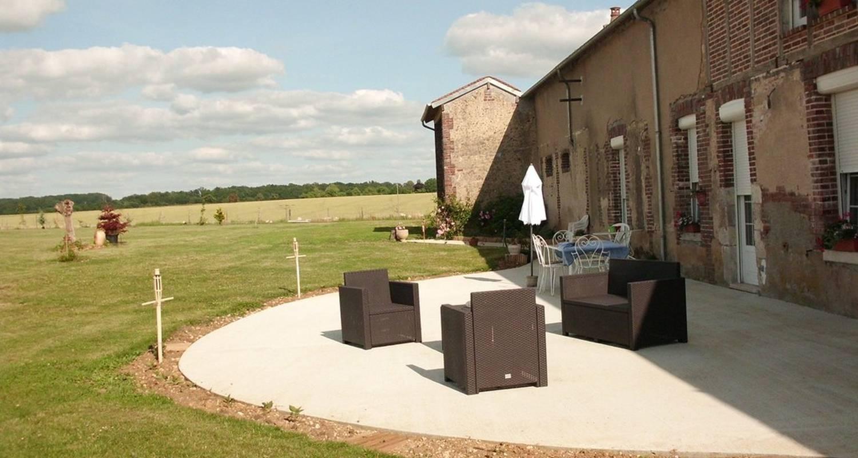 Chambre d'hôtes: ferme de la nature à saint-germain-des-prés (114474)