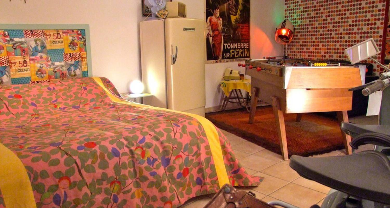 Maison de la malnaye les lucs sur boulogne 27167 for Chambre d hote boulogne