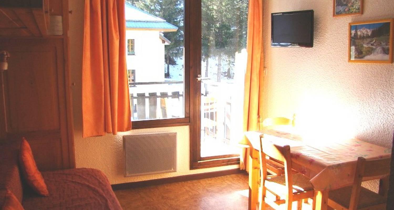 Logement meublé: le chasseforet à pralognan-la-vanoise (114583)