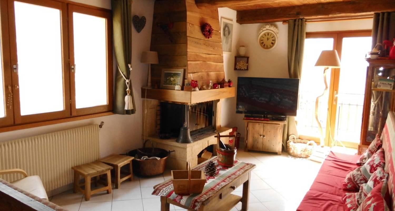 Habitación de huéspedes: le balcon en guillestre (114697)