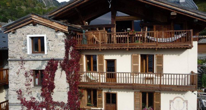 Bed & breakfast: chez michel in sainte-foy-tarentaise (114713)