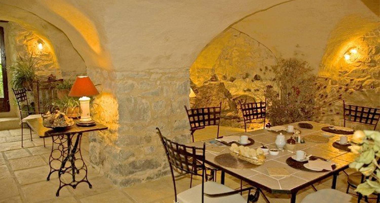 Chambre d'hôtes: ferme de la condamine à saint-andré-de-rosans (114738)