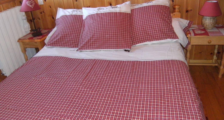 Bed & breakfast: chalet edelweiss in gap (114746)