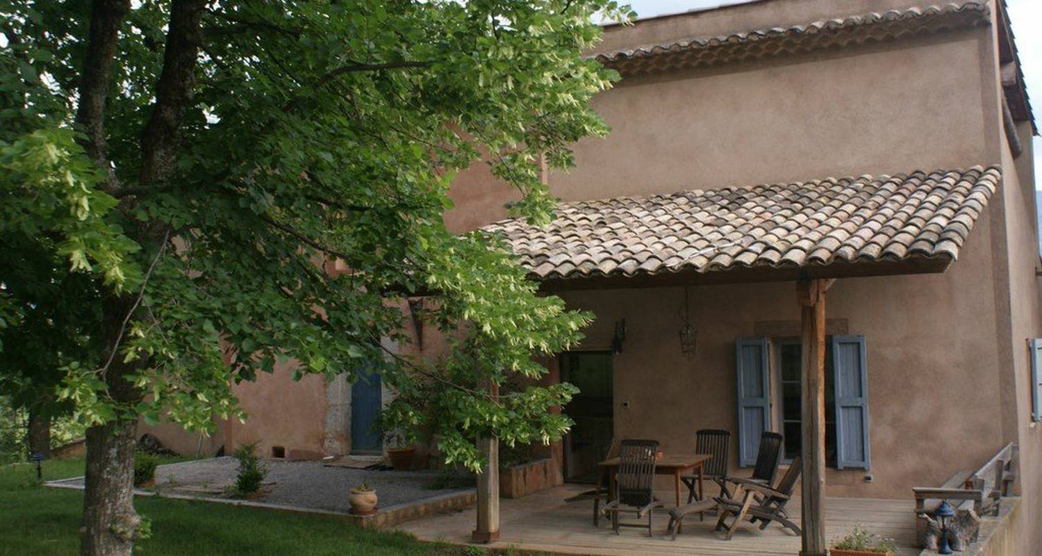 Furnished accommodation: mas du figuier in sisteron (114784)