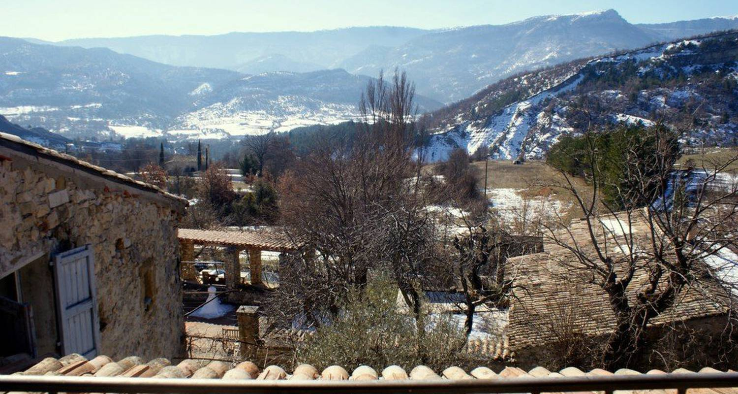 Furnished accommodation: mas du figuier in sisteron (114785)