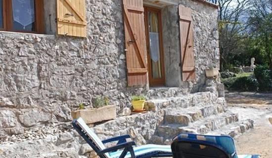 Gite au calme en Ardèche