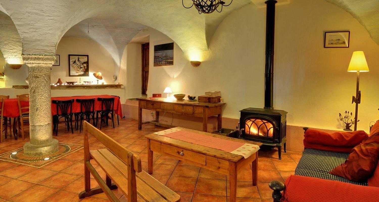 Chambre d'hôtes: chambres du soleil à saint-chaffrey (114828)