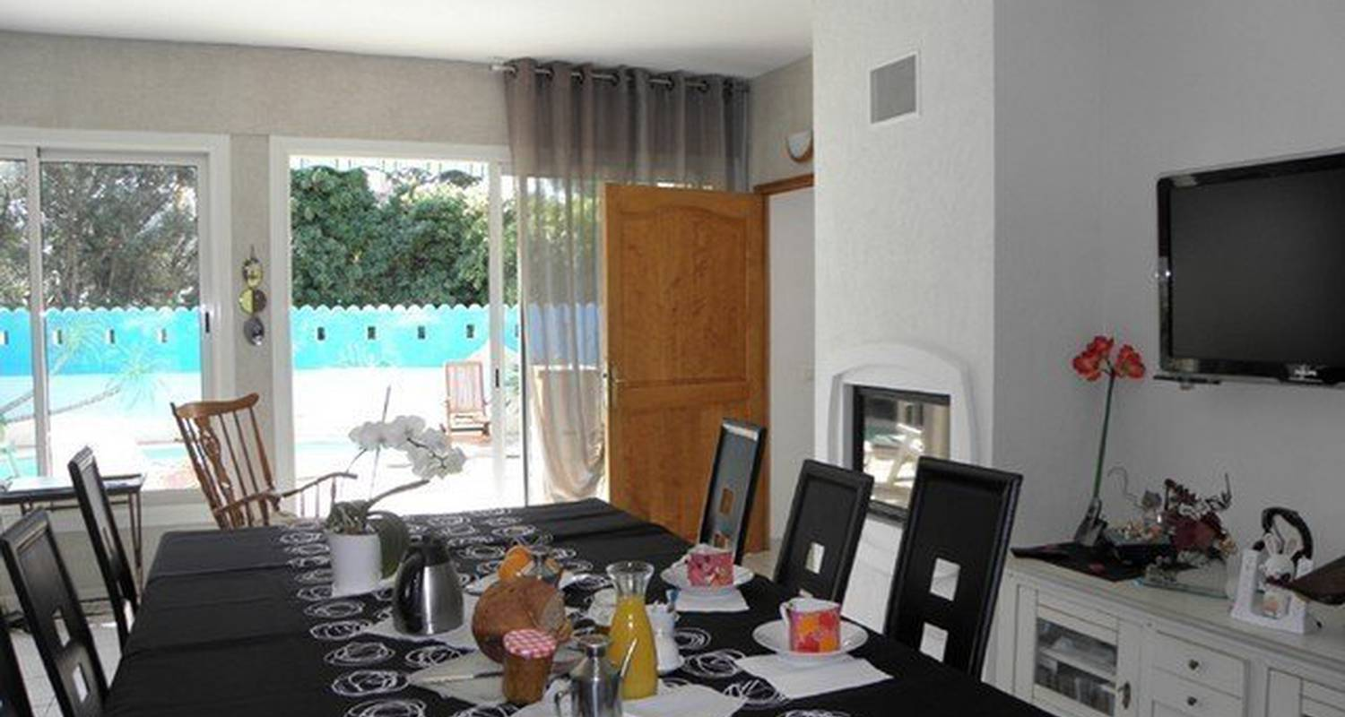 Bed & breakfast: chambre d'hôtes la ciotat in la ciotat (114944)