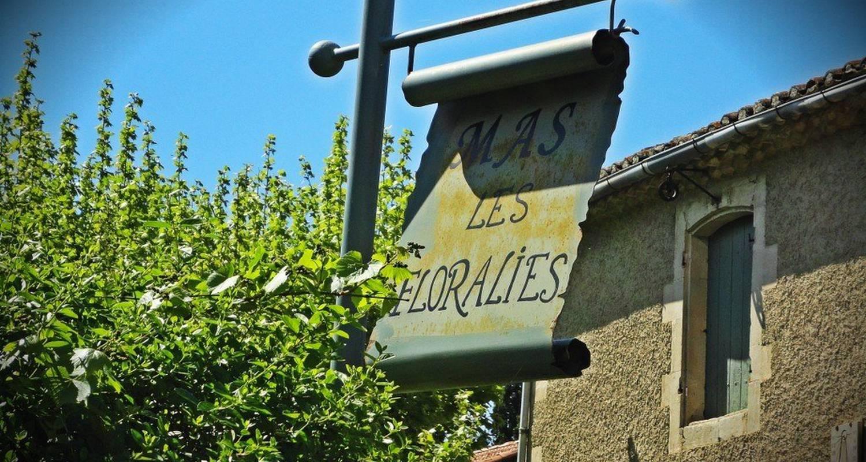 Chambre d'hôtes: mas les floralies à saint-rémy-de-provence (114955)