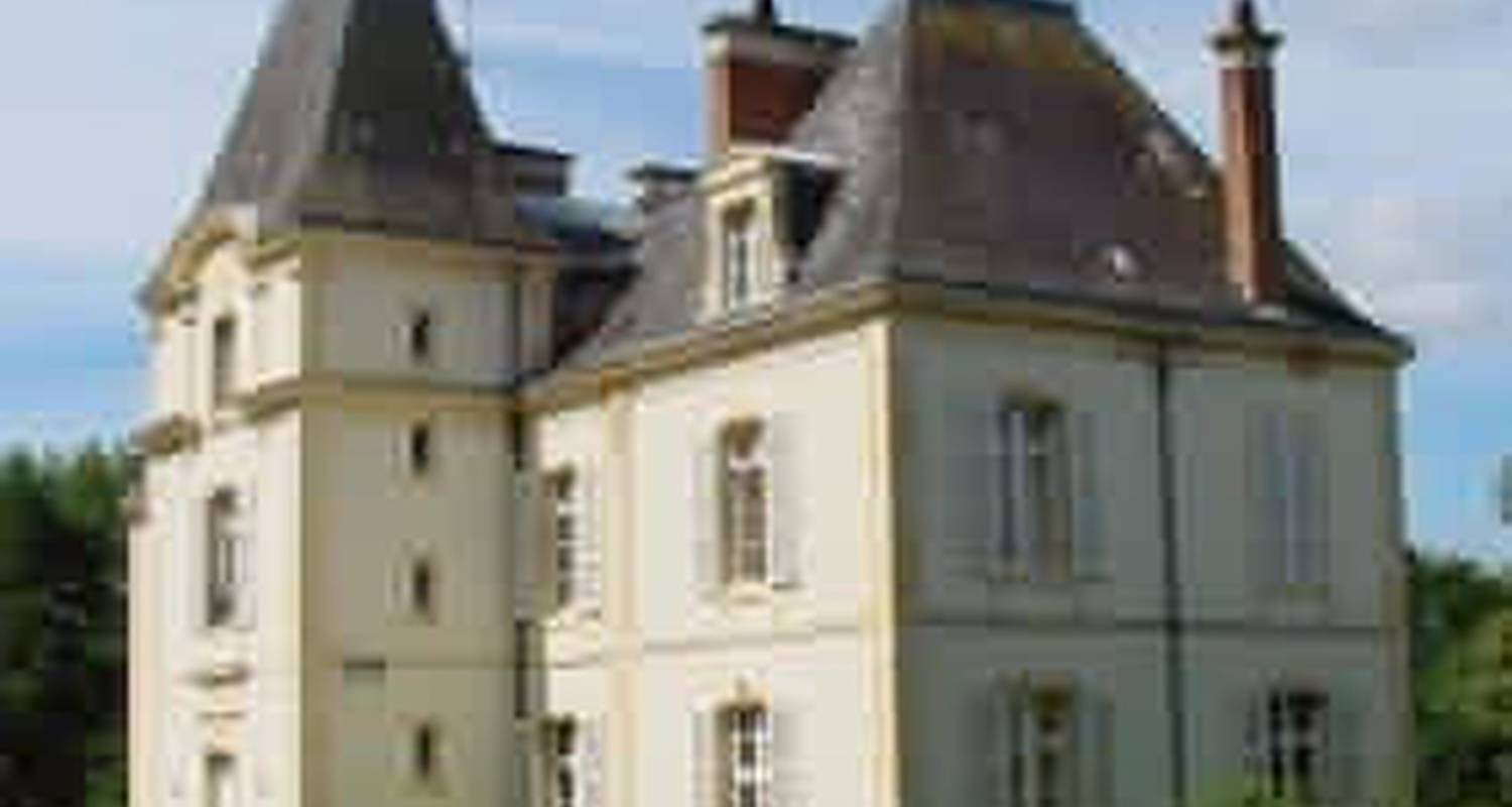 Bed & breakfast: chateau champigny in maillet (115055)