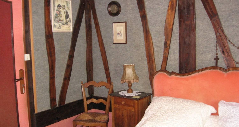 Chambre d'hôtes: la salle de la londe  à fresnoy-folny (115066)