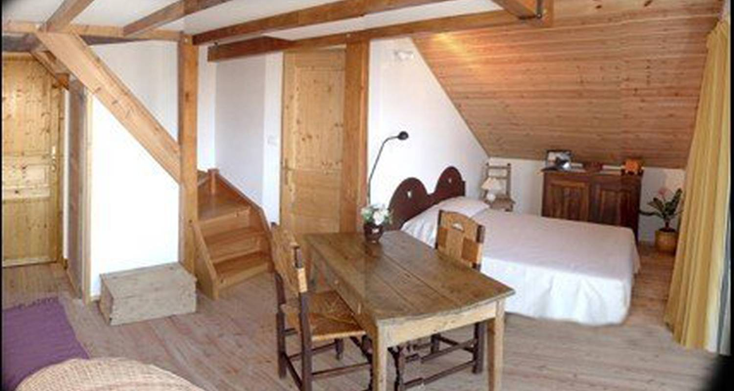 Bed & breakfast: le bacha chambres d'hôtes in briançon (115196)