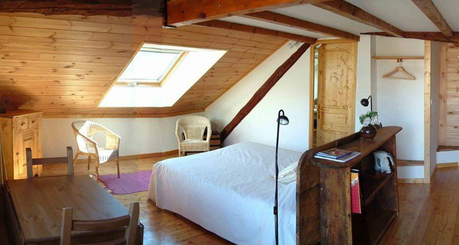 Bed & breakfast: le bacha chambres d'hôtes in briançon (115197)
