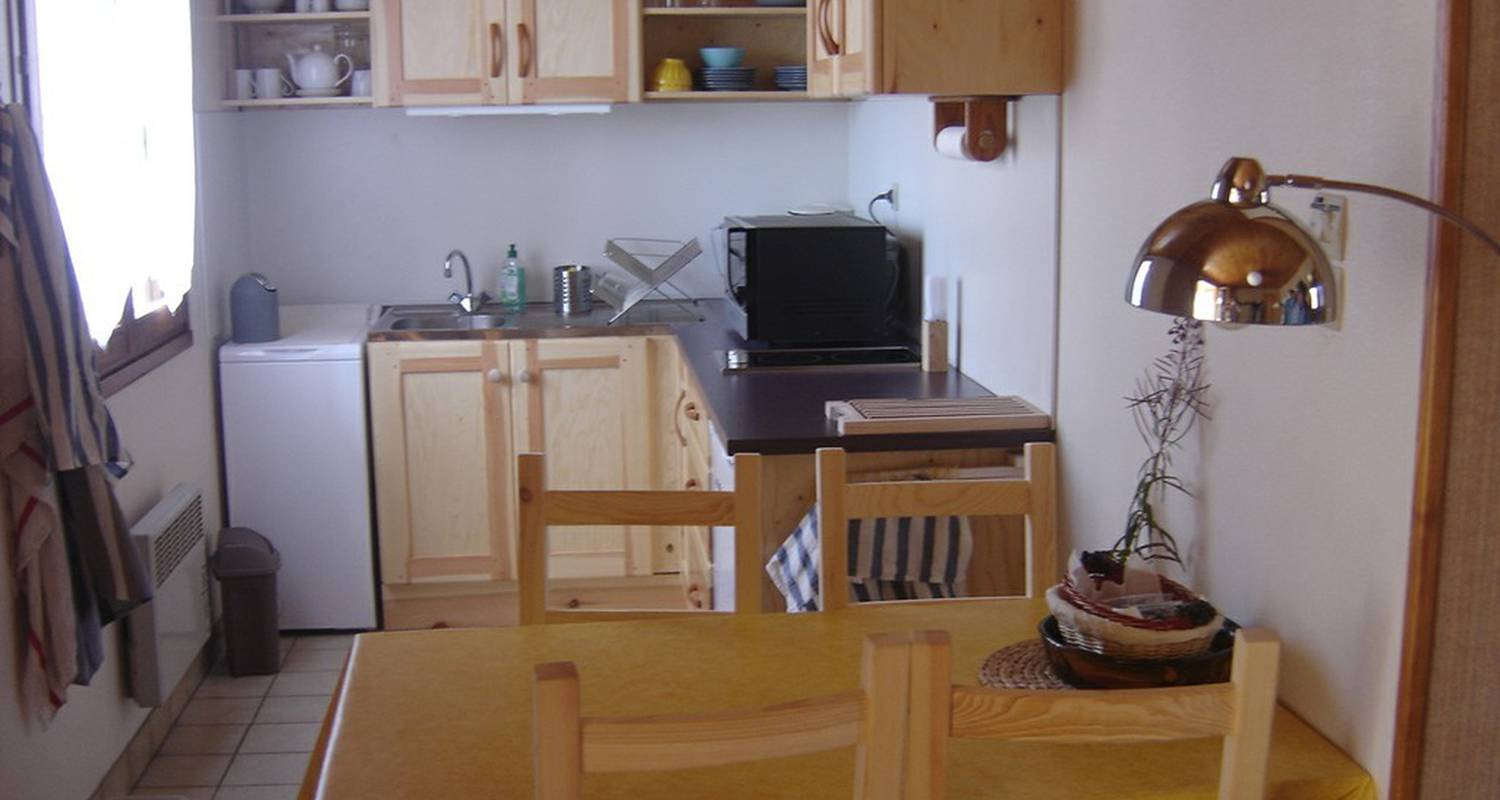 Furnished accommodation: la bruyère in les estables (115245)