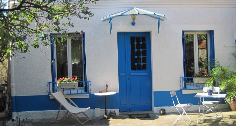 Chambre d'hôtes: paris 5 min,b&b,jardin à malakoff (115359)