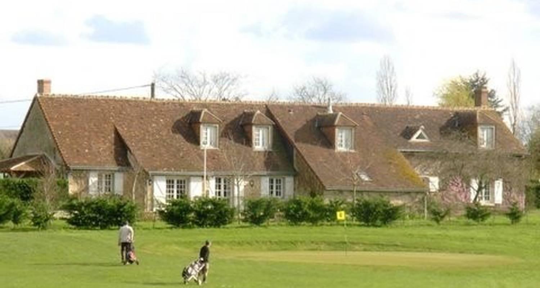 Habitación de huéspedes: le clos du golf en cangey (115508)