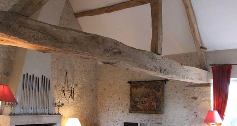 Habitación de huéspedes: le clos du golf en cangey (115510)