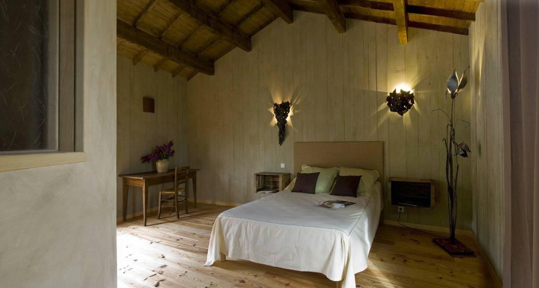 Habitación de huéspedes: l'esprit cabane en oingt (115547)