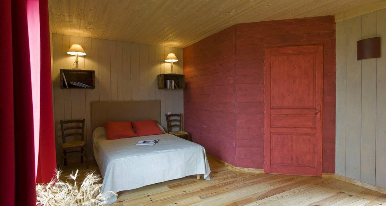 Habitación de huéspedes: l'esprit cabane en oingt (115548)