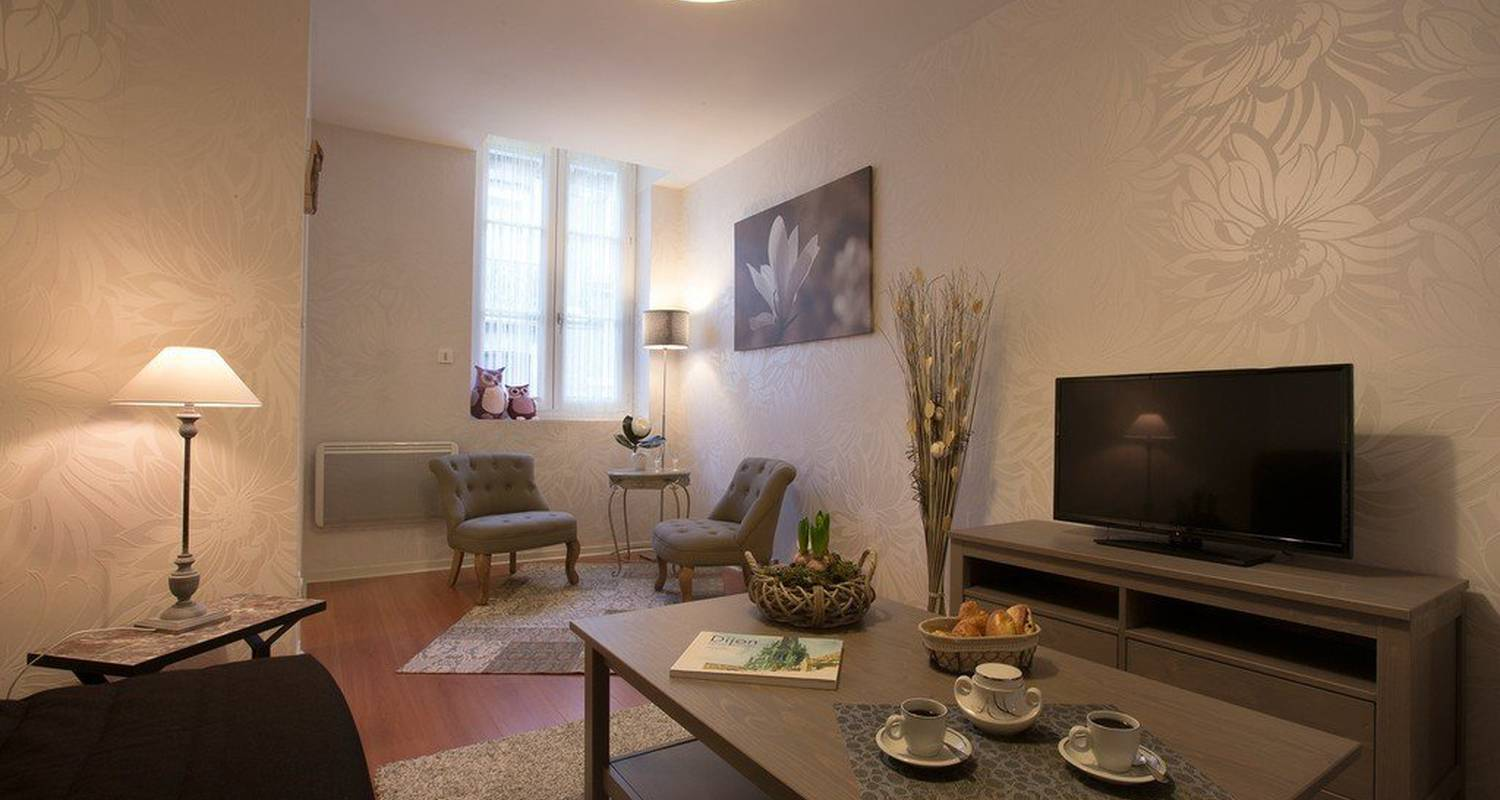 Casa rurale: chouette appartement  en dijon (115550)