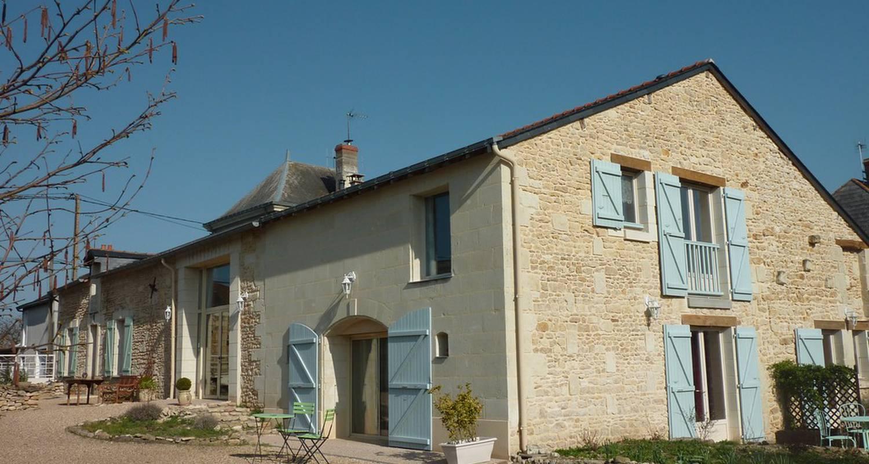 Chambre d'hôtes: les murets de trézé à montreuil-bellay (115559)