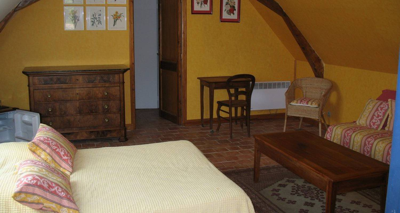Chambre d'hôtes: haras de l'epineau à dureil (115580)