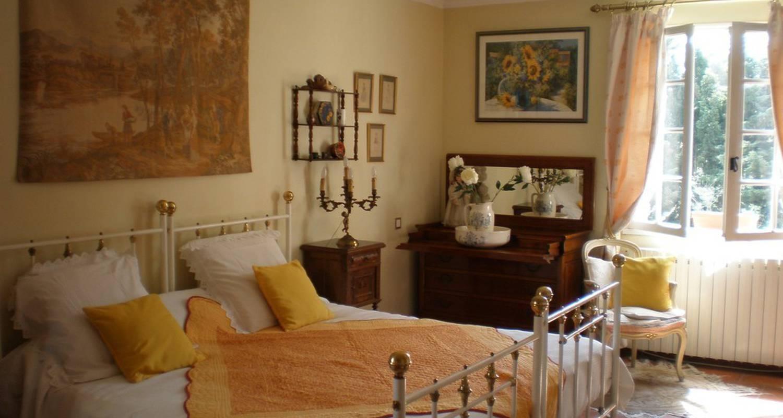 Chambre d'hôtes: villa souleïado à châteauneuf-les-martigues (115590)