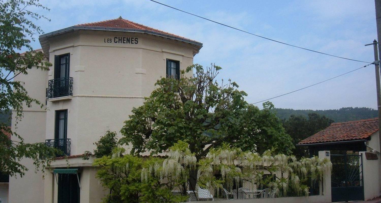 Chambre d'hôtes: bed & breakfast les chenes à châtel-guyon (115687)