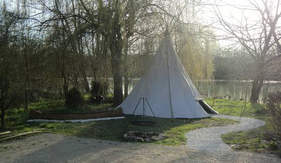 tipi indien picture
