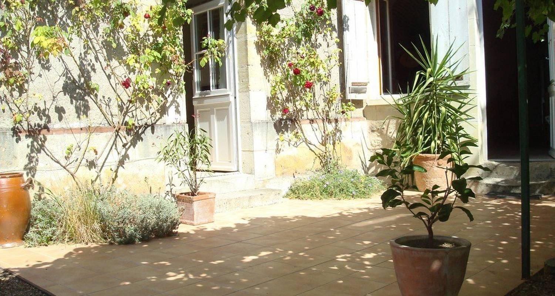 Bed & breakfast: la tonnelle in vouvray (115751)