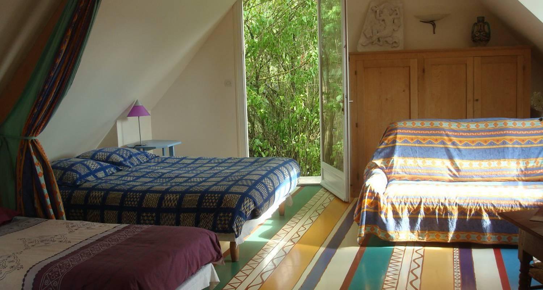 Bed & breakfast: la tonnelle in vouvray (115752)