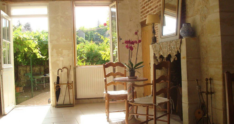Bed & breakfast: la tonnelle in vouvray (115754)