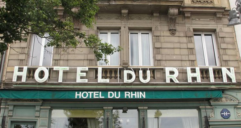 Hotel: hotel du rhin in strasbourg (115762)