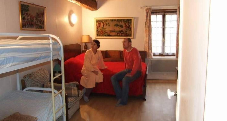 Chambre d'hôtes: les chouettes  à treigny (115776)