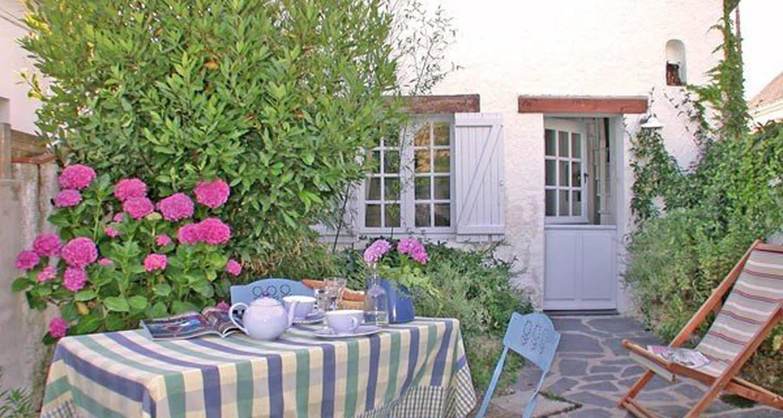 Furnished accommodation: le petit cottage mouzac in guérande (115879)