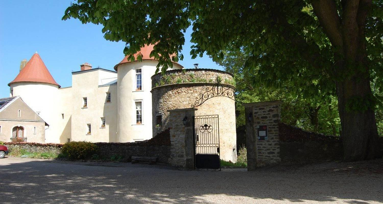 Bed & breakfast: chateau de morey in belleau (115935)