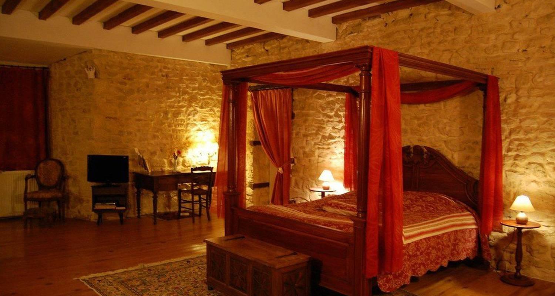 Bed & breakfast: chateau de morey in belleau (115937)