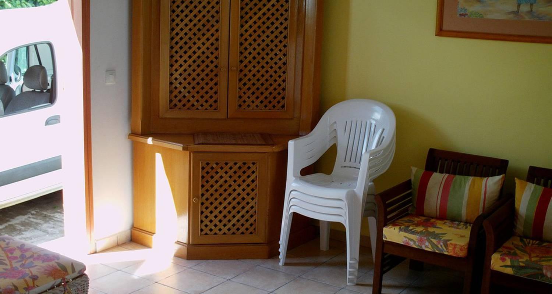 Logement meublé: les epices à saint-françois-de-sales (116050)