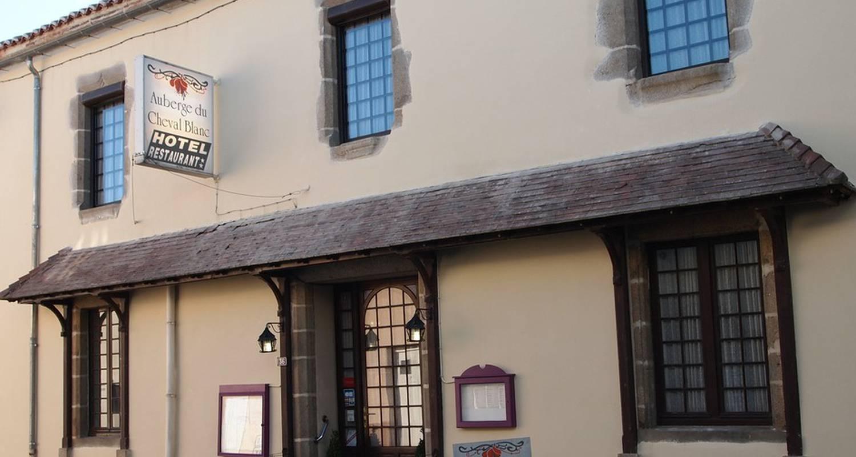 Chambre d'hôtes: auberge du cheval blanc à saint-jouin-de-milly (116072)