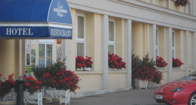Hôtel: terminus reine à chaumont (116074)