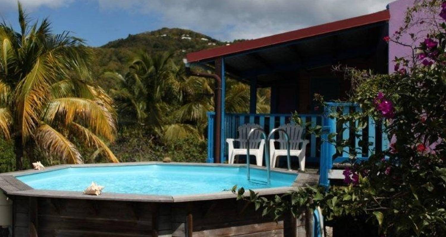 Furnished accommodation: coeur caraibes in deshaies (116089)