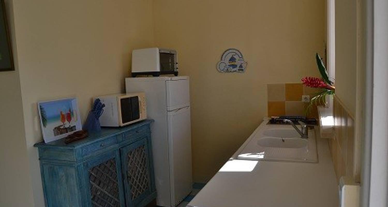 Gîte: habitation pineau gites in deshaies (116100)