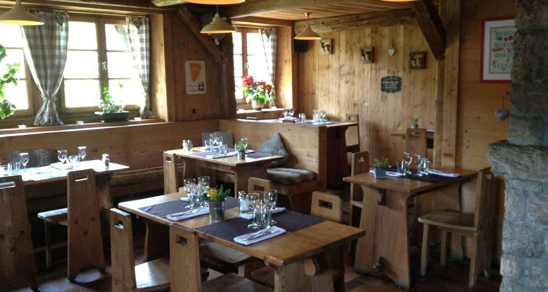 Hôtel: le coin savoyard à combloux (116118)