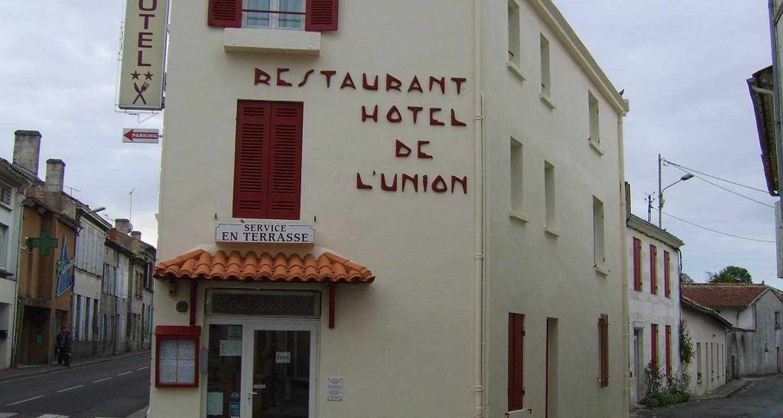 Hotel: hotel de l'union in mirambeau (116157)