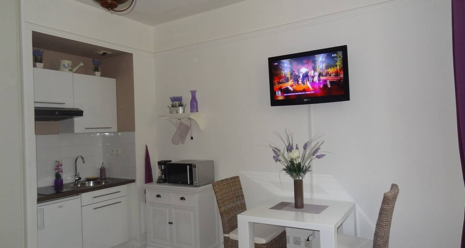 Furnished accommodation: carpe diem in dijon (116177)