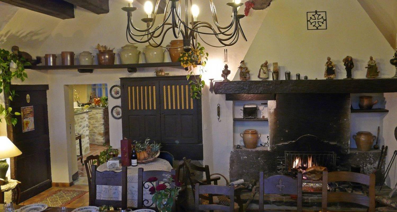 Chambre d'hôtes: demeure les rameaux à brissac (116195)