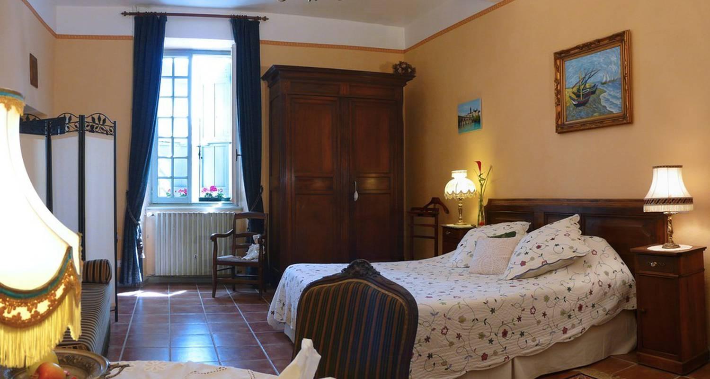 Bed & breakfast: demeure les rameaux in brissac (116197)
