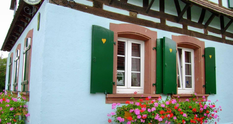 Furnished accommodation: gîte de la lauter in wissembourg (116205)
