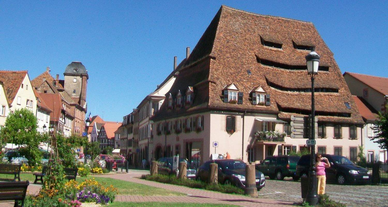 Furnished accommodation: gîte de la lauter in wissembourg (116208)