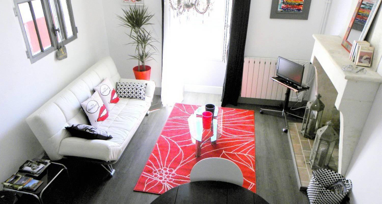 Furnished accommodation: maison planty in jarnac (116229)